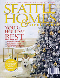 LF Interior Design Seattle. ''Home Of The Year''. Seattle Homes & Lifestyles Magazine. 2005